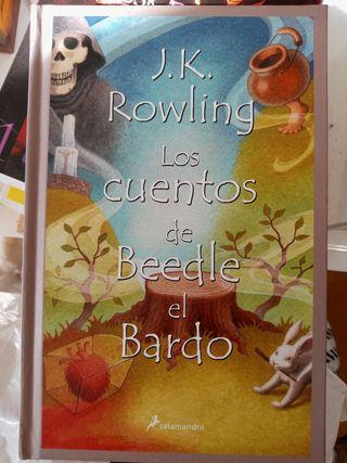 Los cuentos de Beedle el bardo - J.K Rowling
