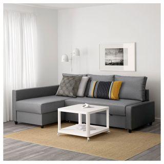 Sofá cama con almace Friheten IKEA