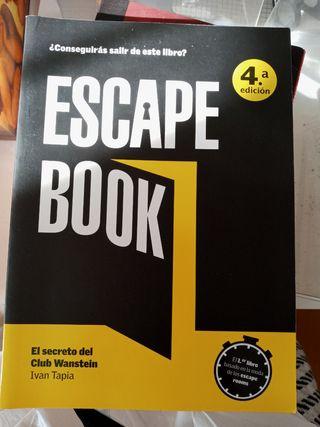 Libro Escape book