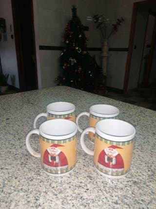 Tazas Navidad