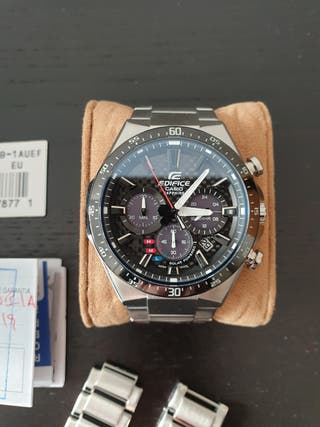 Reloj Casio Edifice 47 mm.