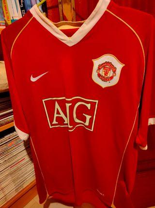 Camiseta Original United 2006-2007