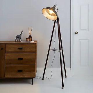 Dunelm Tripod Lamp