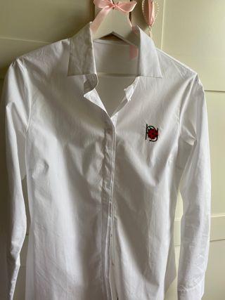 Camisa nueva blanca Purificación Garcia
