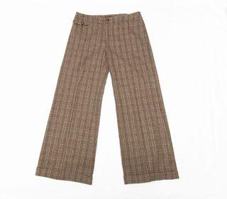 Pantalones de lana