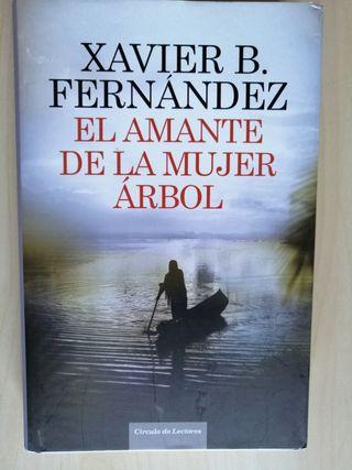 """Libro """"El amante de la mujer árbol"""""""