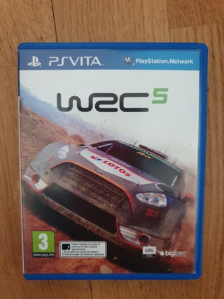 PS Vita - WRC 5