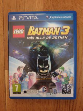 PS Vita - LEGO Batman 3