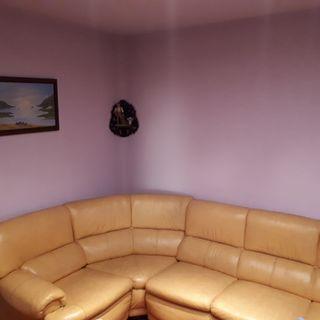 sofa esquinero piel