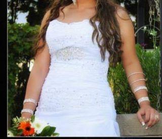 Vestido de novia 48-50