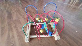Juguete de madera ikea