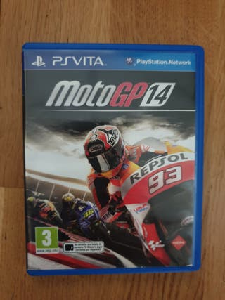 PS Vita - Moto GP 14