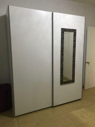 Armario puertas correderad