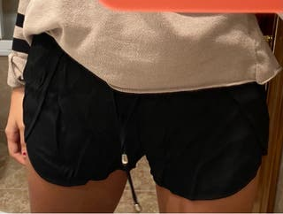 Pantalones cortos sueltos Brownie
