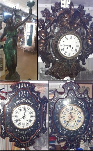 vendo colección de relojes antiguos