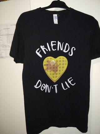 Camisas Stranger Things Talla xs y s