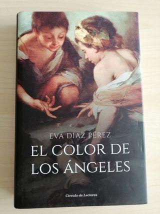 """Libro """"El color de los Ángeles"""" de Eva Díaz Pérez"""