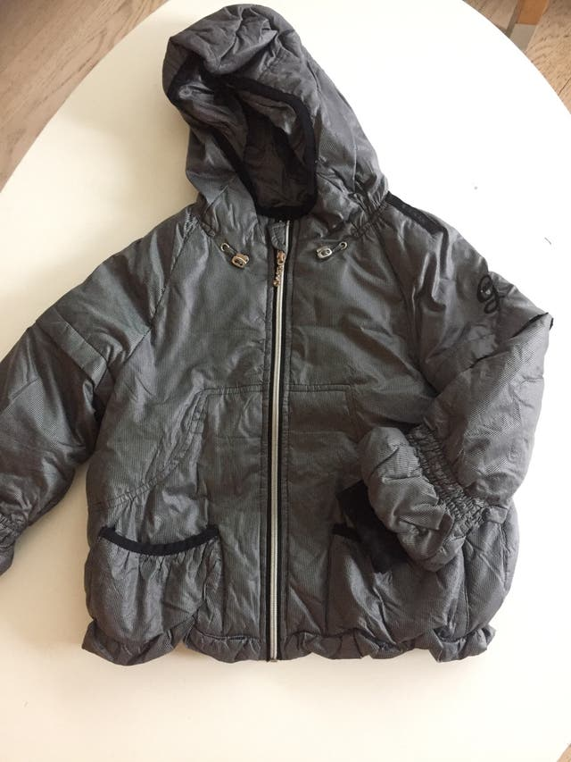 Peligro Tristemente Especificidad  Chaqueta Geox niña second hand for 9 € in Andorra La Vella in WALLAPOP