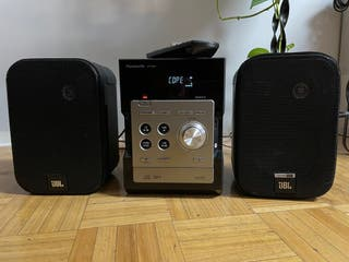 Minicadena Panasonic SA-PM45