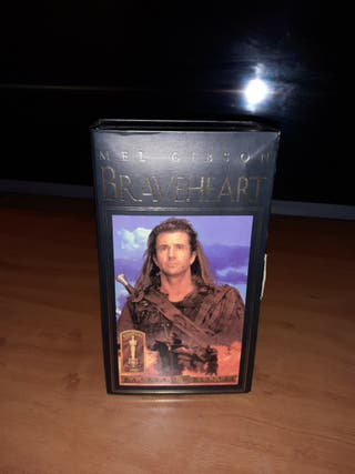 Pelicula VHS BRAVEHEART edición especial