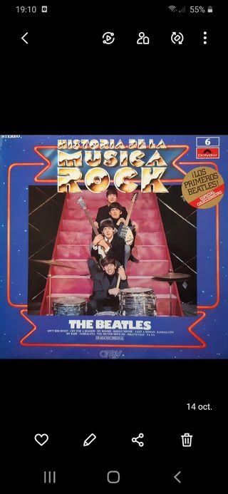 Vinilo Lp The Beatles
