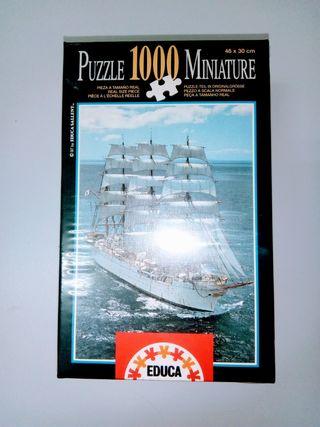 Puzzle 1000 pzas