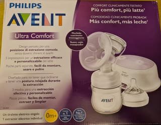 Sacaleches Philips Avent Ultra Confort