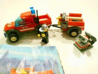 Lego City 7942 y Lego 8119