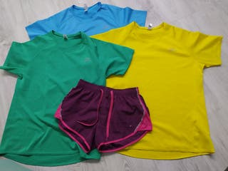 lote ropa deporte mujer