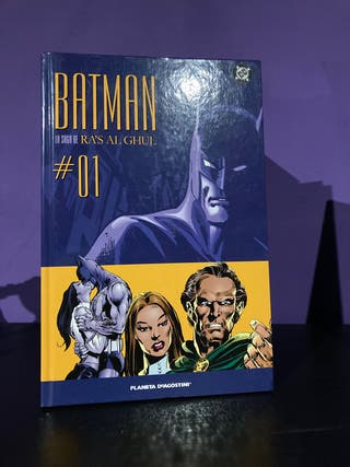 Comic Batman Saga Ra's al Ghul 1-9