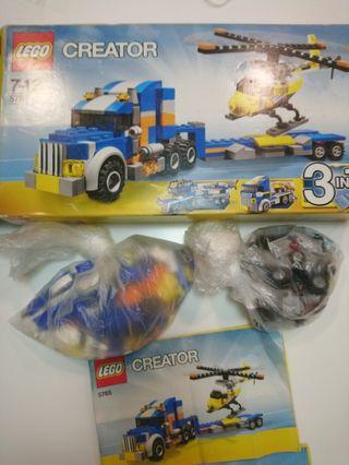 Lego Creator 5765