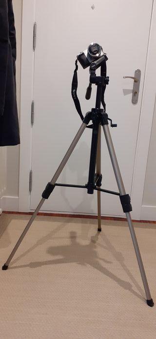Trípode Velbon CX640 para cámara y telescopio