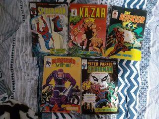 Lote Vertice comics