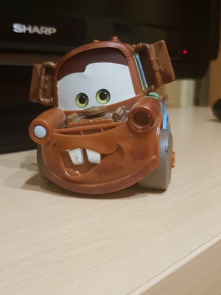 Coche de la película Cars