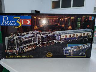 Puzzle 3D Oriemt Express