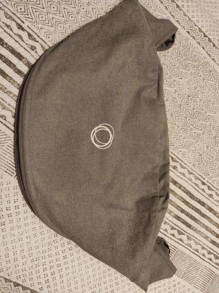 Capota extensible bugaboo gris