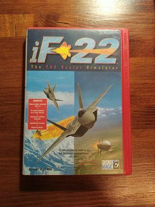iF22 Raptor Simulator