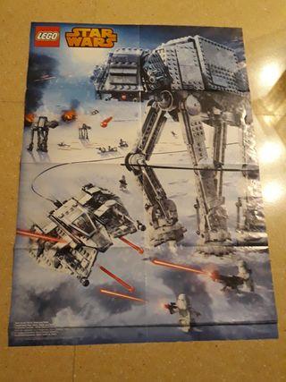 poster lego star wars