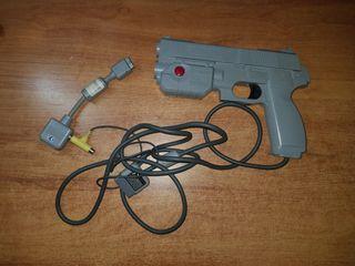 Pistola Namco Ps1