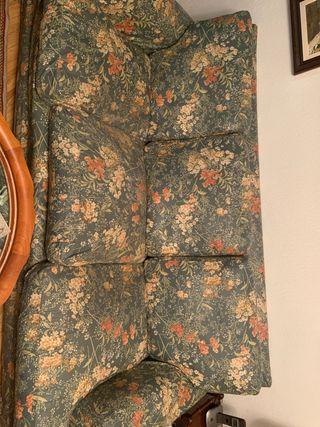 Sofá 3 plazas y dos sillones