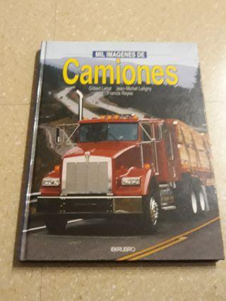 libro 1000 imágenes de camiones