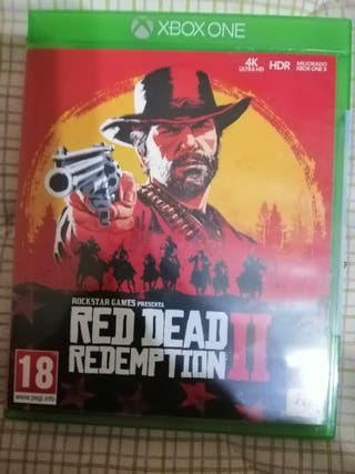 Red Dead Redemption II X Box One