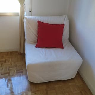 sillon cama plegable 180*80