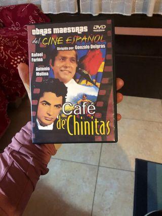 Peliculas DVD cine español y americano