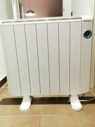 Estufa eléctrica Bajo consumo