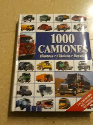 libro 1000 camiones