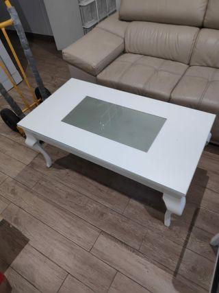 mesa baja de sofá