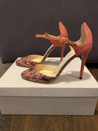 Zapatos con tacón Jimmy Choo