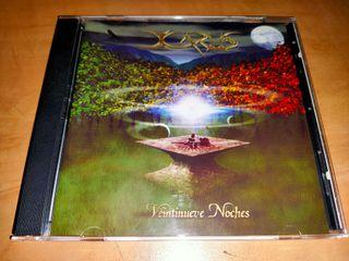 ICARUS CD HEAVY Español 2004 * RAREZA* CENTINELA