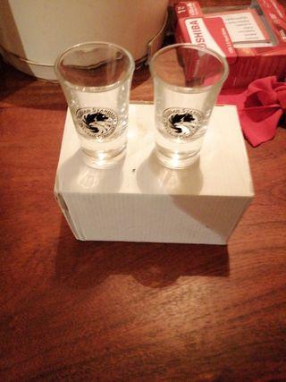 Chupitos Rússian Vodka originales